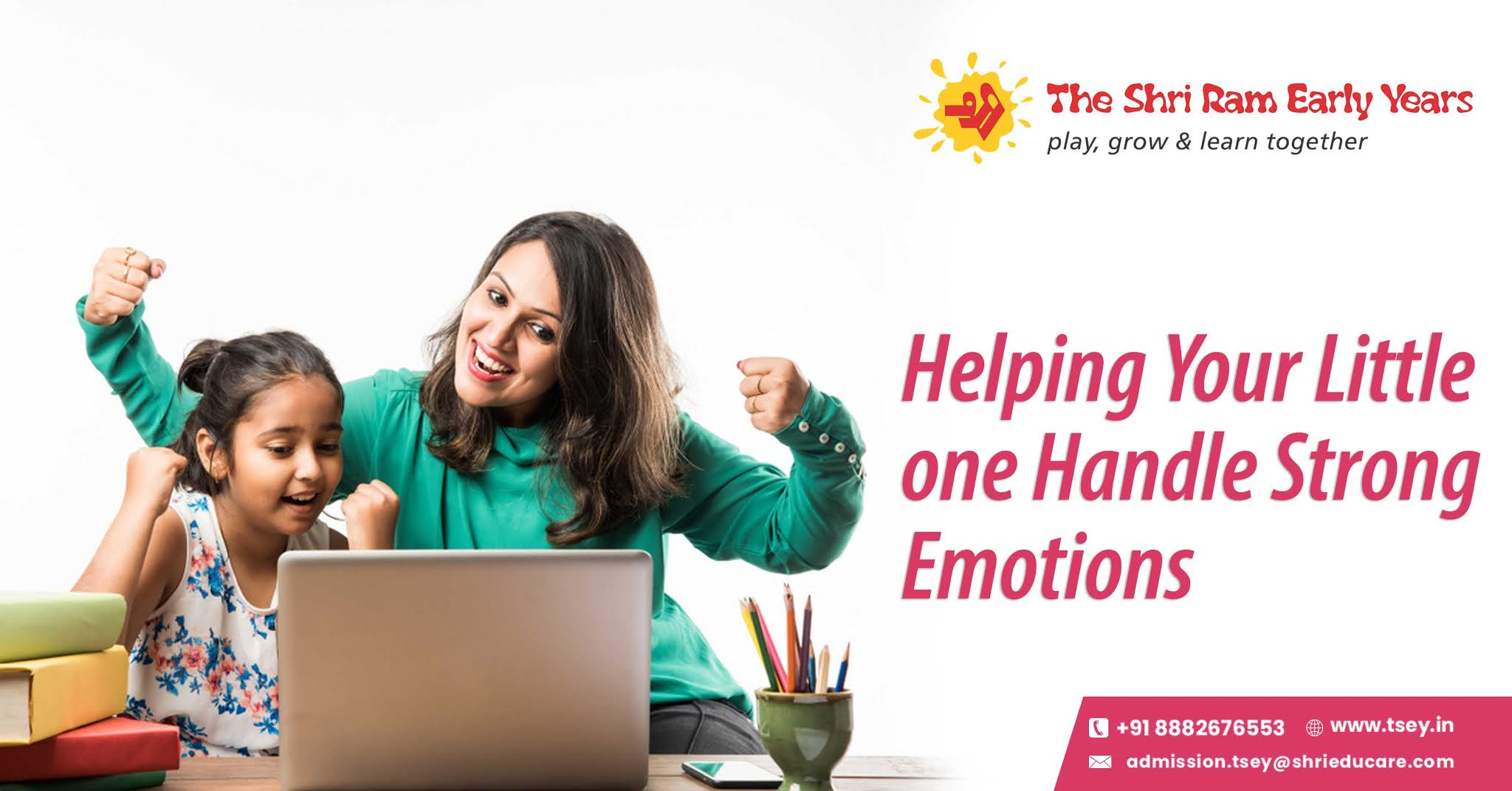 Helping Your Little one Handle Strong Emotions