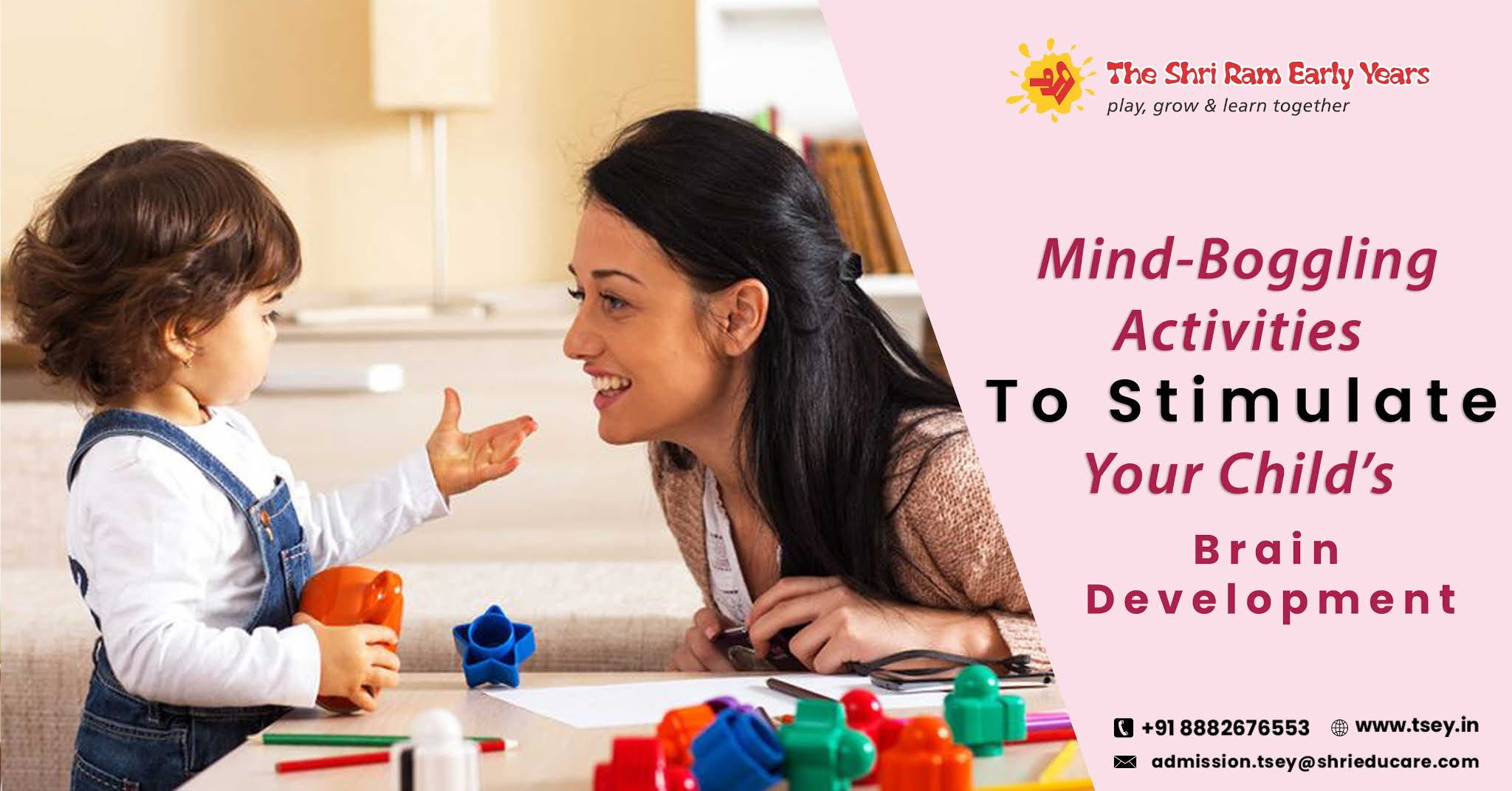 Mind-Boggling Activities To Stimulate Your Child's Brain Development