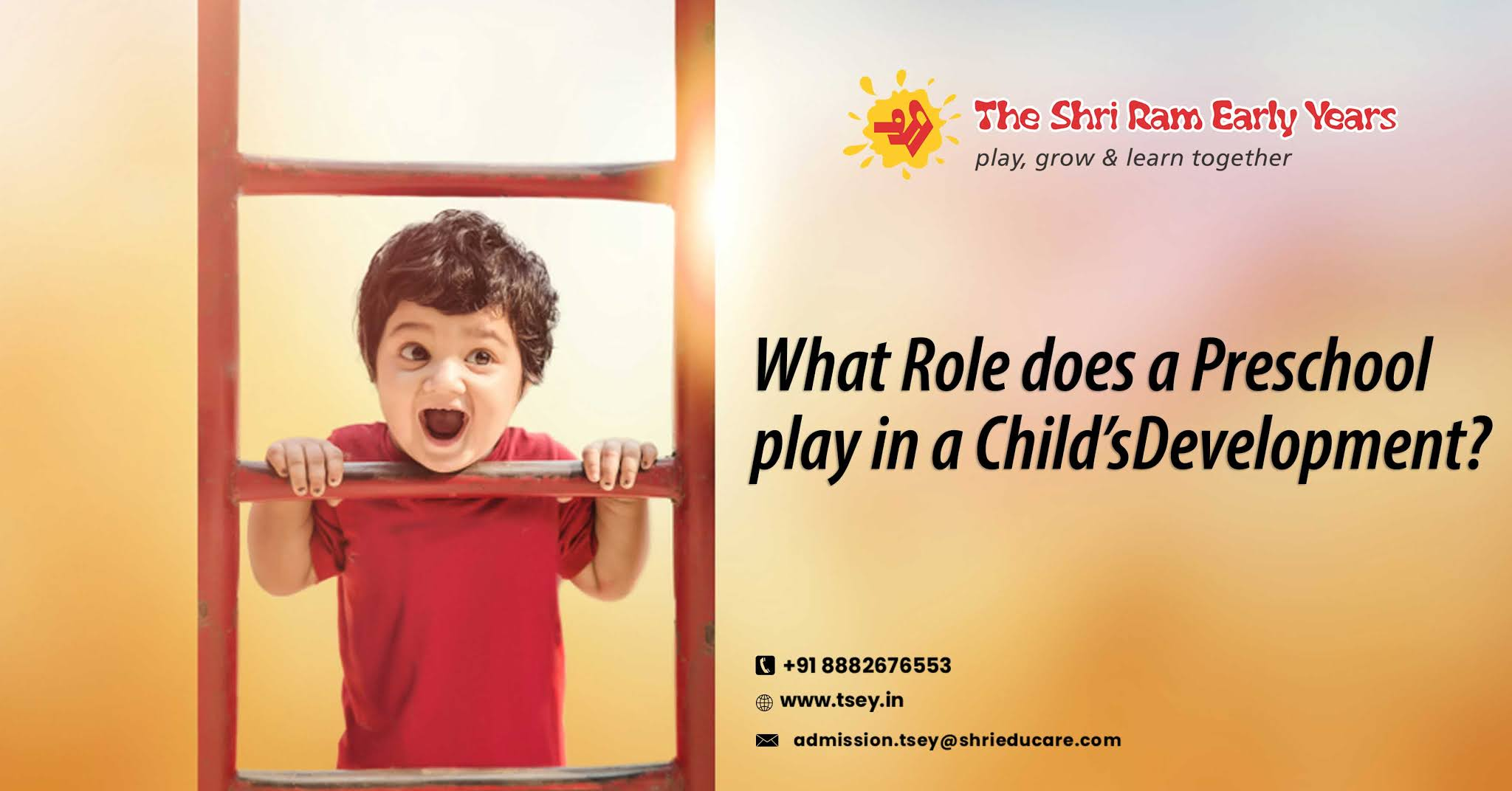 What Role does a Preschool play in a Child's Development?